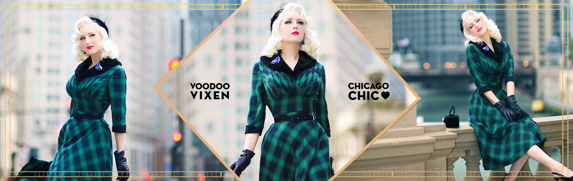 Chicago Chic and Voodoo Vixen Collaboration