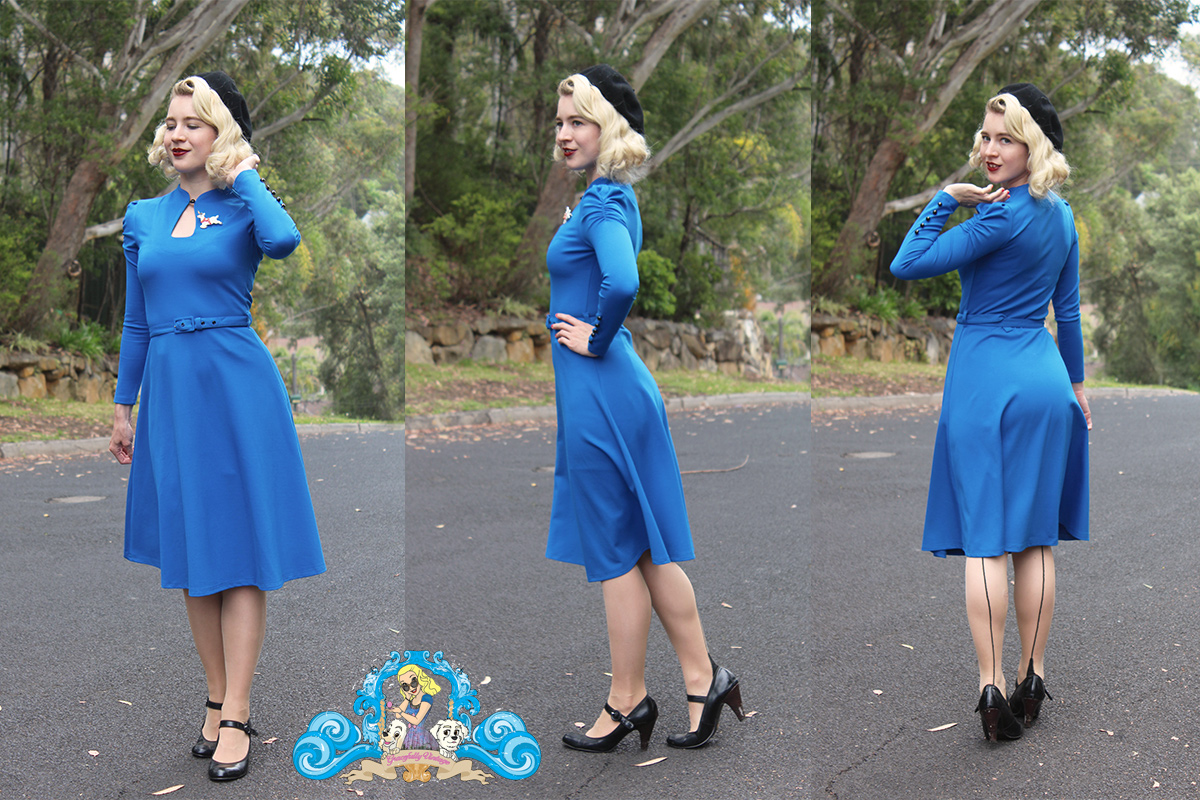 Gracefully vintage - Voodoo Vixen Dita Dress