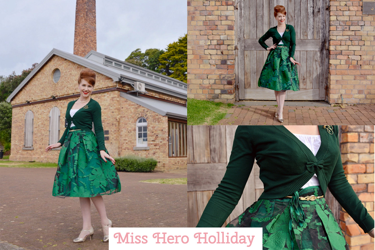 Miss Hero Holiday Voodoo Vixen Review