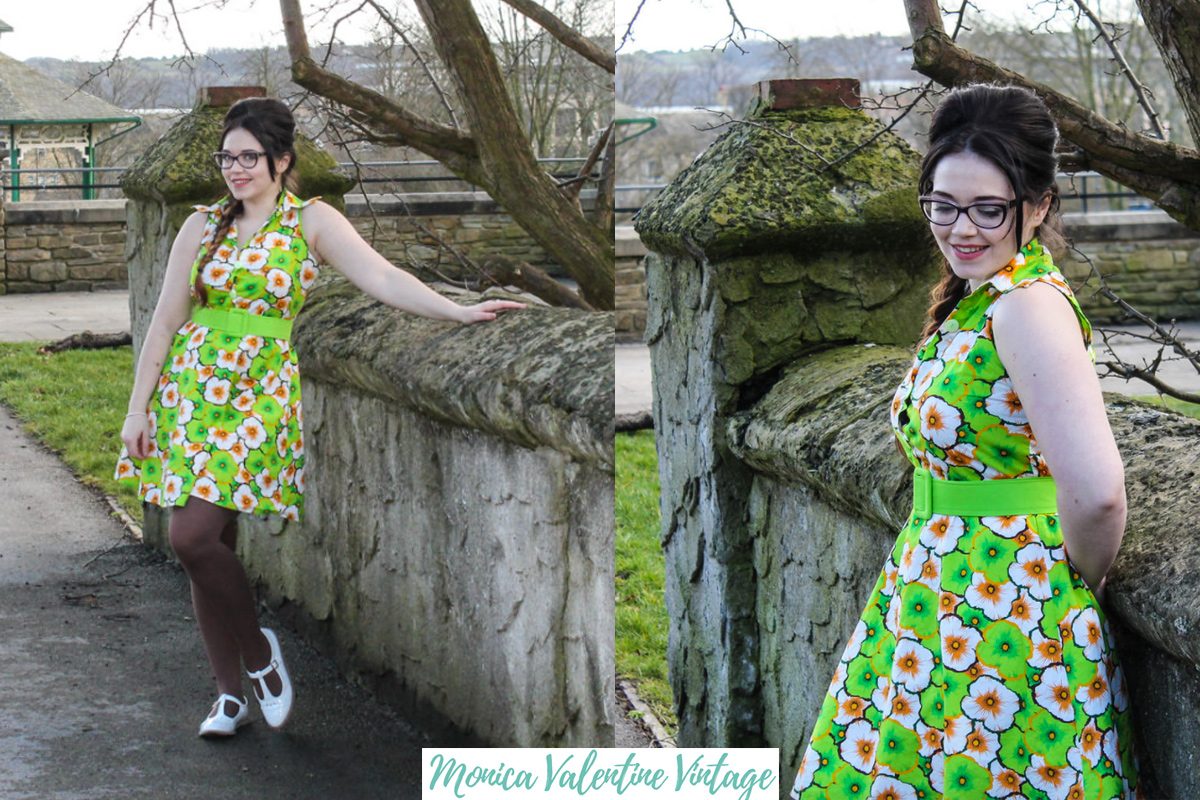 Monica Valentine - Polly Dress by Voodoo Vixen