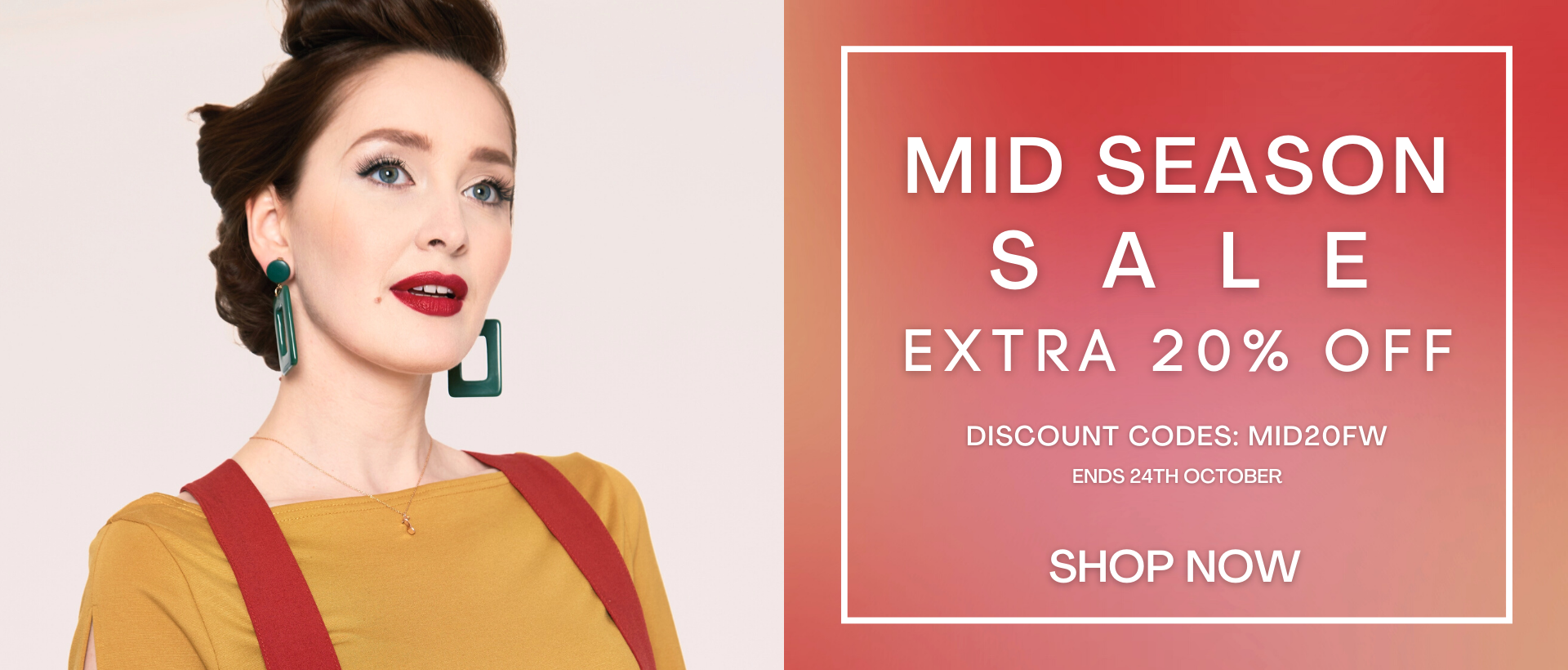 Mid Season Sale | Up to 70% Off & Extra 20% off | Voodoo Vixen