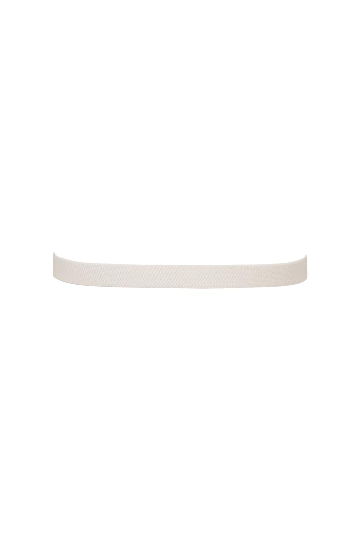 Decorative Pearl Belt Grey