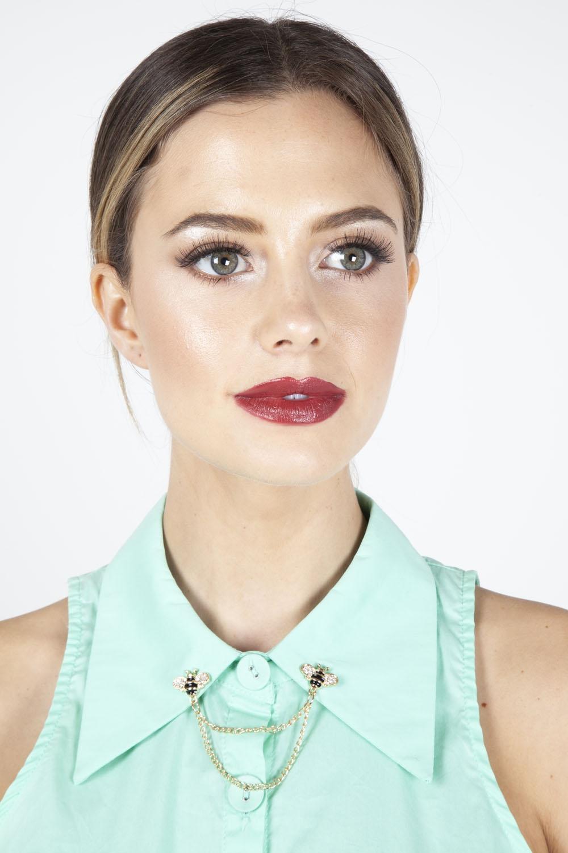Queen Bee Collar Tips