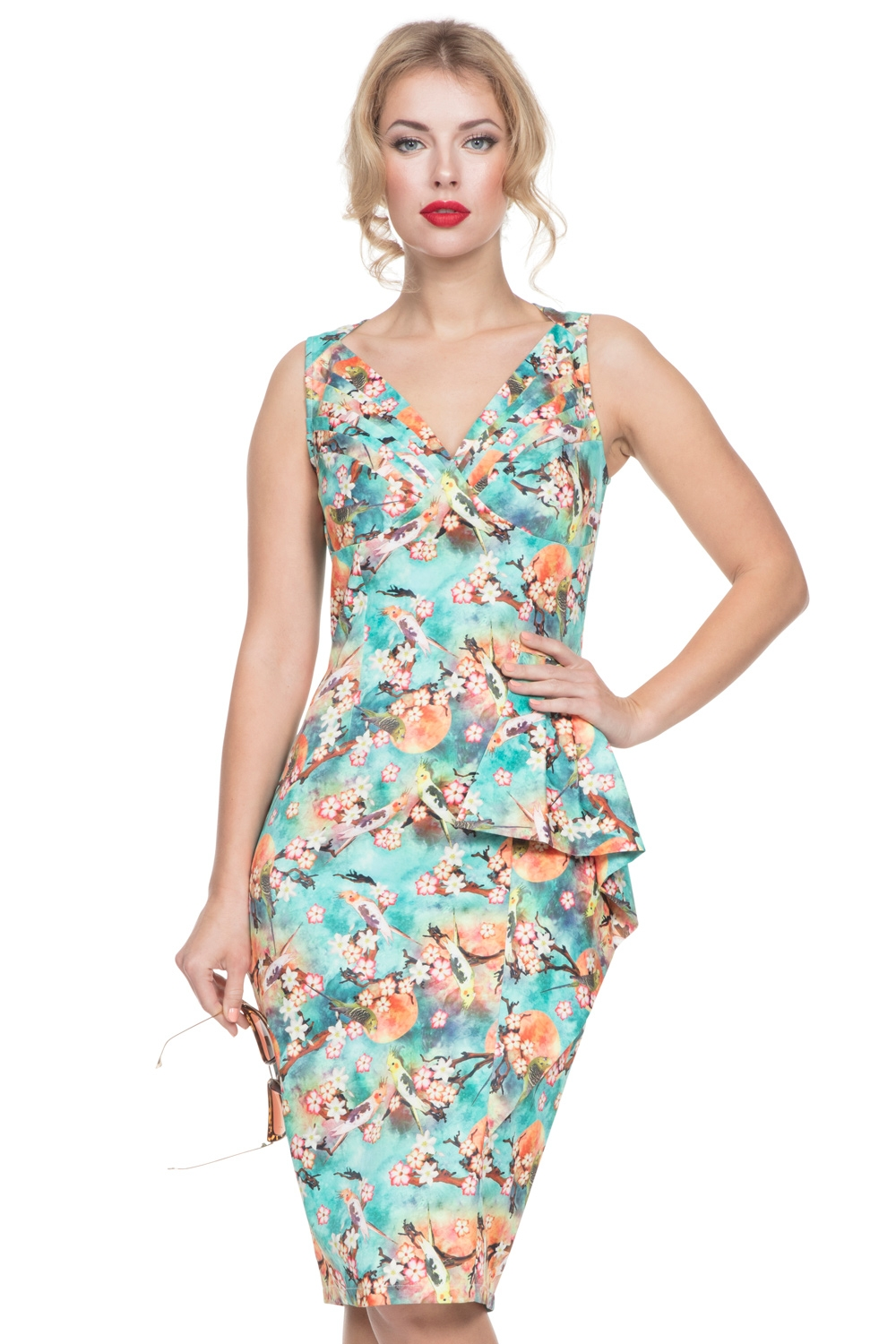 Jessa Pencil Summer Dress
