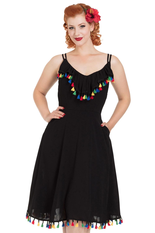Veronica Flared Summer Dress