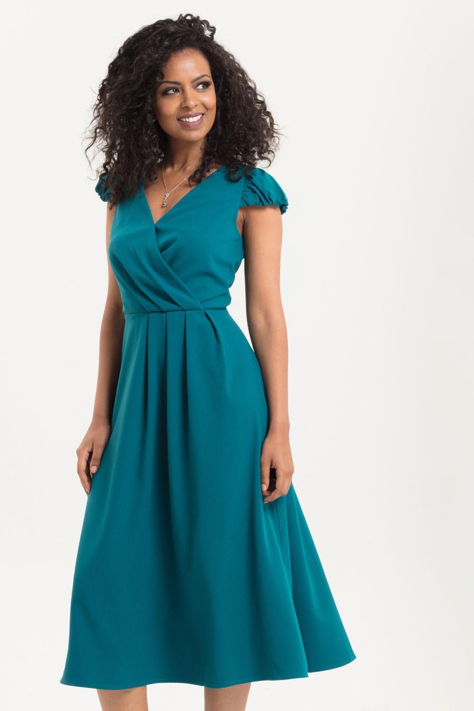 Alexa Blue Dress