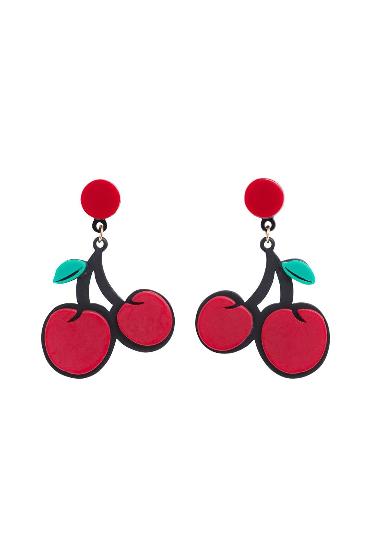 Cherry On Top Earrings