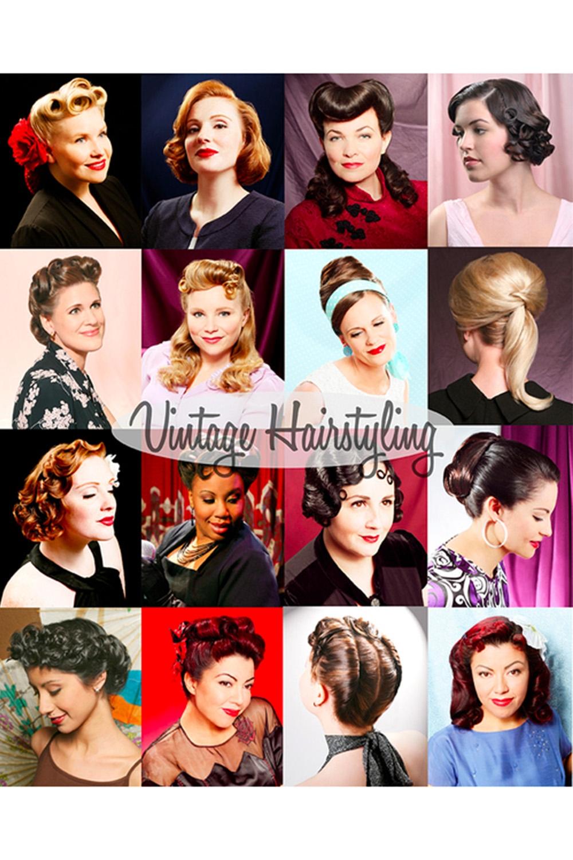 Vintage Hairstyling Pdf