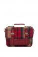 Winter Plaid Bag