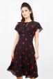Valerie Kiss Tea Dress