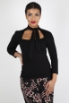 Vixen Curve Gail Neck Tie Top