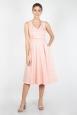 Lauren Peach Bridal Dress