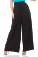 Kirsty Super Flared Black Trousers
