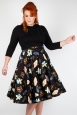 Pippa Las Vegas Plus Size Skirt