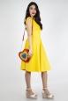 Rainbow Heart Cross Body Handbag