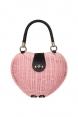 The Monroe Pink Bag