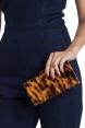 Leopard Box Clutch