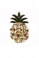 Tropical Pineapple Brooch