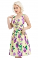 Finley Yellow Floral Dress