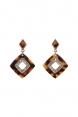 Glamourous Leopard Earrings