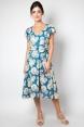 Lucy Peacock Summer Dress