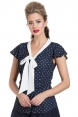 Susan Nautical Blouse