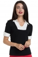 Franchesca Two Tone Shirt