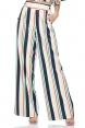 Hailey Striped High Waist Trousers