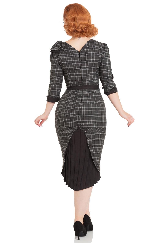 Fashion Union Black Pencil Skirt
