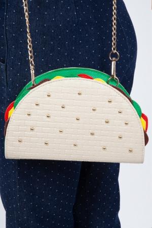 Fiesta Taco Handbag