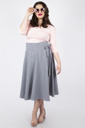 Vixen Curve Elizabeth Waist Bow Skirt