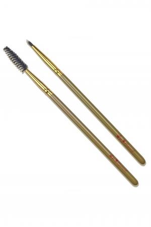 Mascara & Liner Brush Set By Bésame