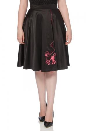 Sandy Poodle Swing Skirt