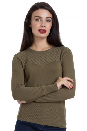 Jean Khaki 40s Sweater