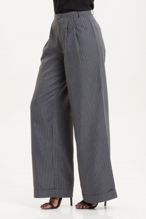 Pippa Pin Stripe Trousers