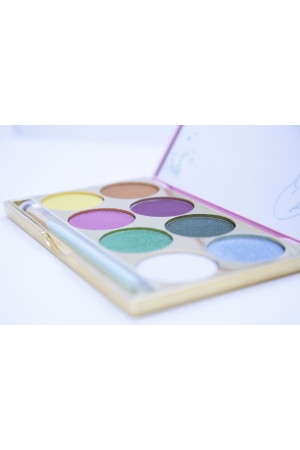 Treasures of the Lagoon Shadow Palette by Bésame