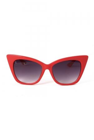 Jennifer Retro Red Shades
