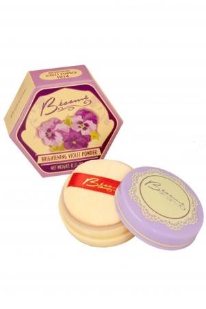 Brightening Violet Powder by Bésame