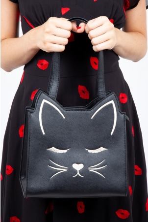 Katy Cat Handbag
