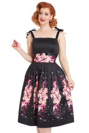 Rosemarie Flare Dress