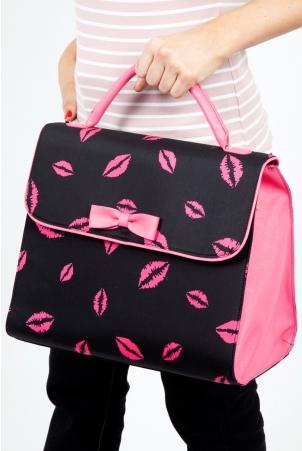 Kiss Me Handbag