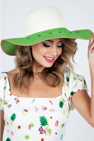 Kiwi Sun Hat