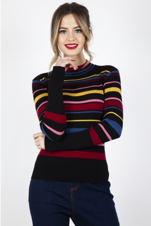 Leah Turtle Neck Sweater