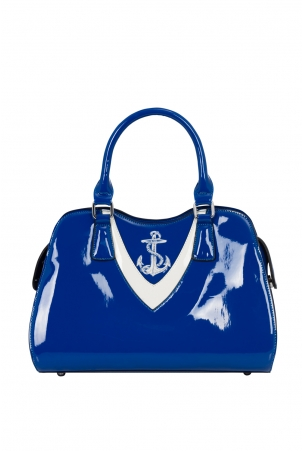 Ship Shape Bag Blue