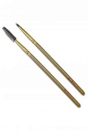 Mascara & Liner Brush Set By Bésame