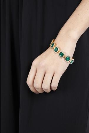 Emerald City Glamorous Bracelet