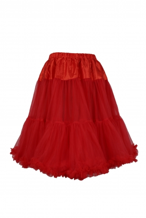 Red Petticoat