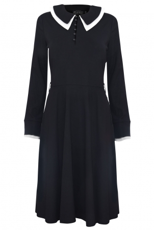 VV X Acid Doll Dark Sacrement Curve Dress