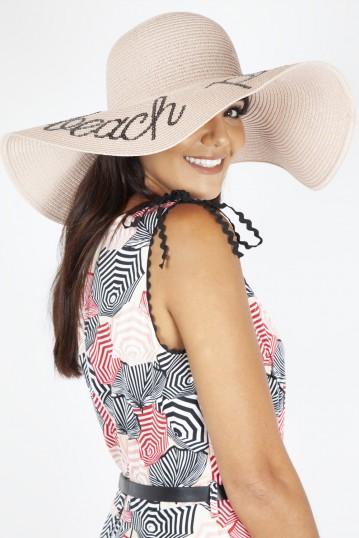 Beach Please Sun Hat