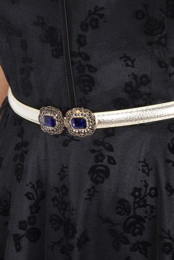 Elegant Jewel Adjustable Waist Belt